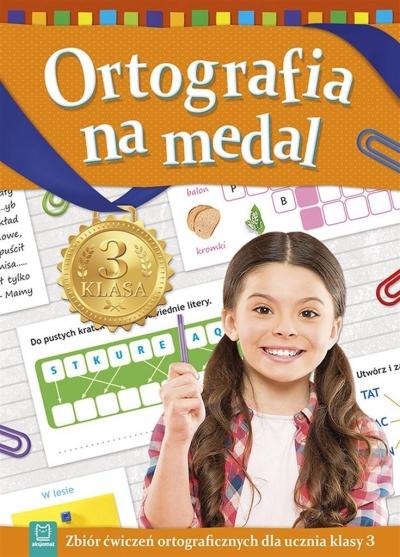 Ortografia na medal 3