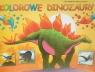 Kolorowe dinozaury