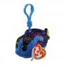 Maskotka brelok Beanie Boos Aqua - niebieska rybka (TY 35035)