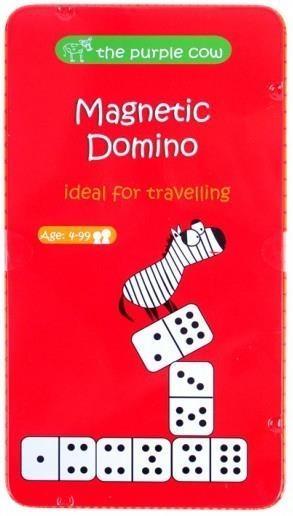 Gra magnetyczna The Purple Cow - Domino