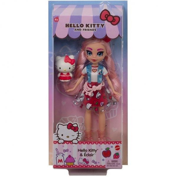 Hello Kitty Lalka podstawowa Eclair (GWW95/GWW96)