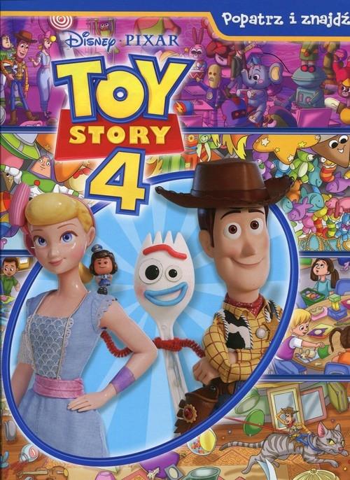 Disney Toy Story 4 Popatrz i znajdź