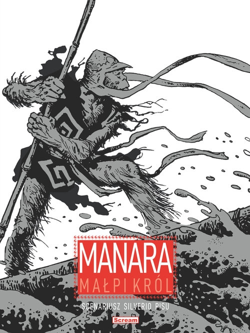 Małpi król Manara Milo,  Pisu Silverio