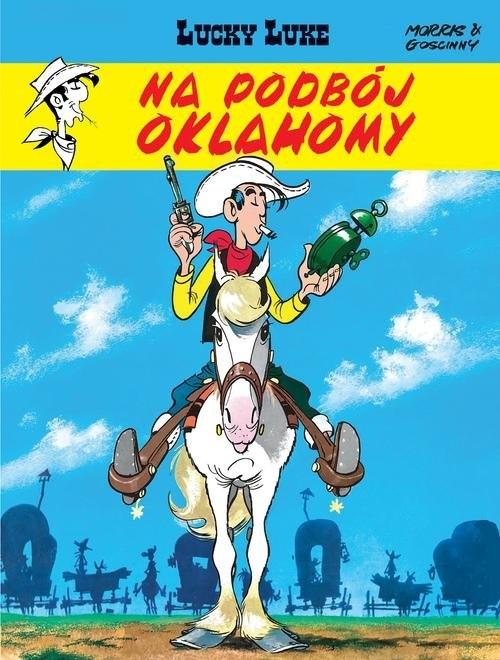 Na podbój Oklahomy, tom 14 Goscinny René