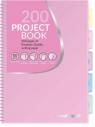 Kołozeszyt Coolpack pastelowy B5 różowy