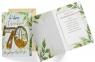 Karnet B6 konfetti KNF-042 Urodziny 70