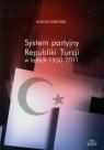System partyjny Republiki Turcji w latach 1950-2011
