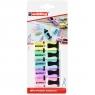 Zakreślacze Edding Mini pastelowe, 5 kolorów (7/5/099-BL)