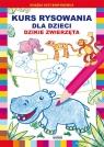 Kurs rysowania dla dzieci Dzikie zwierzęta
