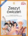 NOWE Słowa na start! 6. Zeszyt ćwiczeń do języka polskiego dla klasy 6 Marcinkiewicz Agnieszka, Kuchta Joanna