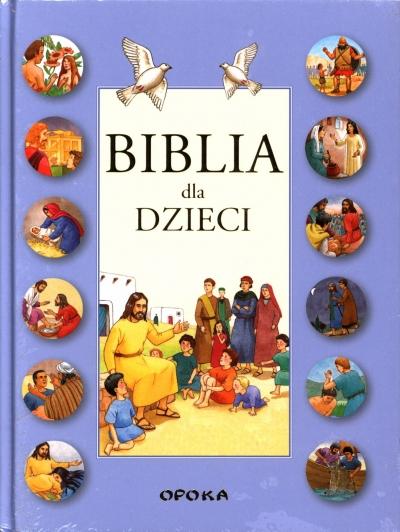 Biblia dla dzieci ilustrowana