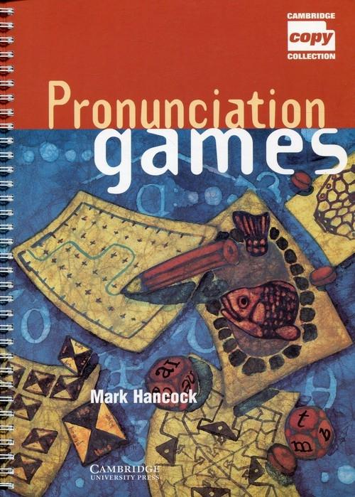 Pronunciation Games Hancock Mark