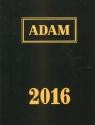 Kalendarz 2016 Adam mix okładek