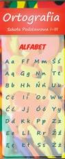 Magnetyczna zakładka Ortografia 1-3