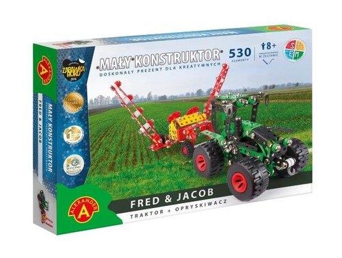 Mały konstruktor - Fred & Jacob