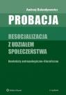 Probacja Resocjalizacja z udziałem społeczeństwa. Konteksty Bałandynowicz Andrzej