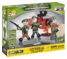 Cobi: Mała Armia WWII. Powstańcy Warszawscy - 3 figurki AK z akcesoriami