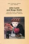 John Lenin and Ringo Stalin Angielsko-polskie limeryki Siemasz Jerzy Stanisław, Urbański Jacek