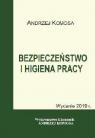 Bezpieczeństwo i higiena pracy w.2019 EKONOMIK Andrzej Komosa