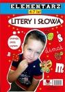 Elementarz 4- 7 lat. Litery i słowa Agnieszka Wileńska