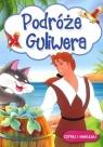 Podróże Guliwera. Czytaj i naklejaj