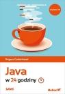 Java w 24 godziny Wydanie VIII Rogers Cadenhead