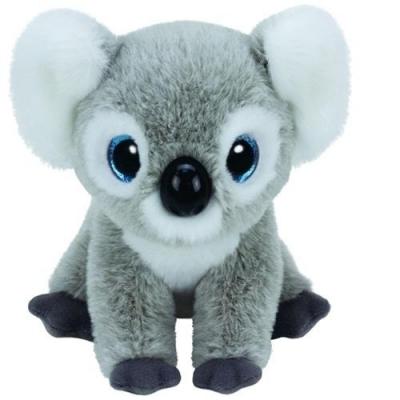 Maskotka Beanie Babies Kookoo - szara koala 24 cm