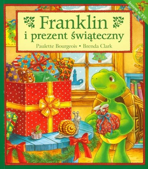 Franklin i prezent świąteczny Bourgeois Paulette, Clark Brenda