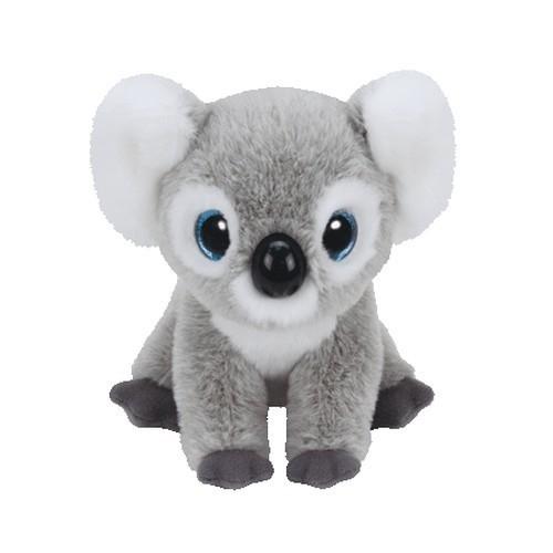 Beanie Babies KOOKOO - grey ko