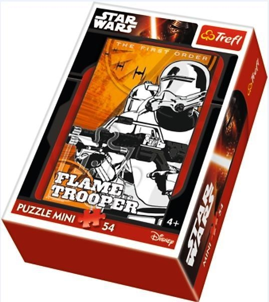 Puzzle mini 54: Szturmowcy Star Wars 3 (19535)