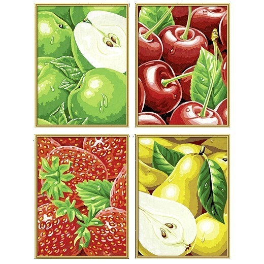 SCHIPPER Tutti Frutti - tradycyjne owoce