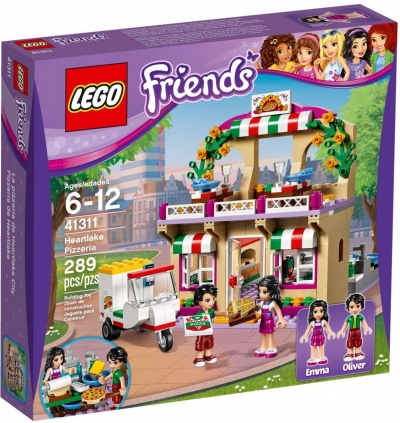 Lego FRIENDS 41311 Pizzeria w Heartlake Friends