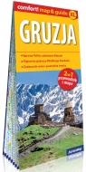 Gruzja laminowany map&guide XL (2w1: przewodnik i mapa)
