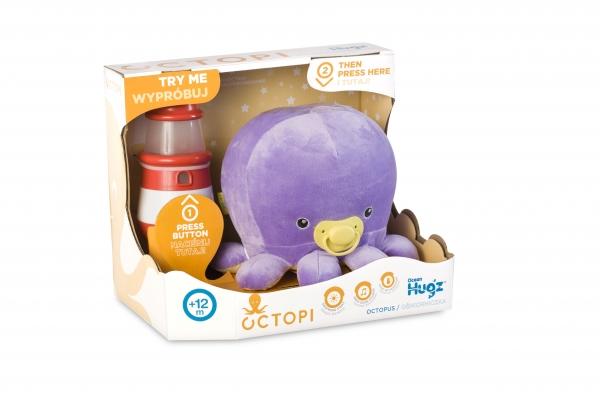 Octopi: ośmiorniczka + latarnia morska