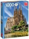 Puzzle 1000 PC Sagrada Familia/Barcelona G3