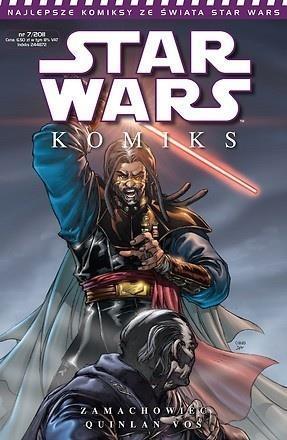Star Wars. Zamachowiec Quinlan Vos. Komiks 7/2011 praca zbiorowa