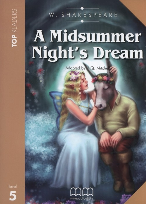 A Midsummer night's dream +CD Shakespeare William