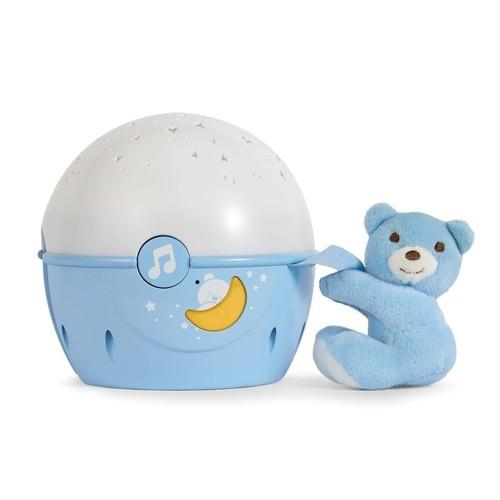 Projektor na łóżeczko niebieski (76472)