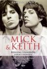 Mick i Keith Rolling Stonesów portret podwójny