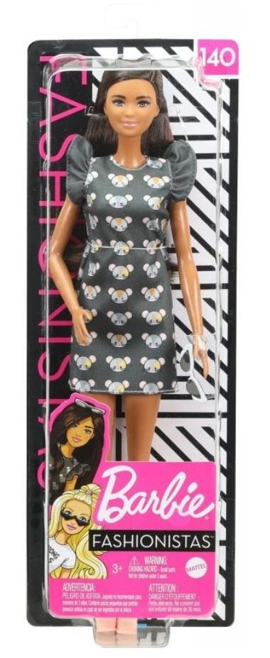 Barbie Fashionistas. Modne przyjaciółki GHW54