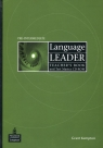 Language Leader Pre-Intermediate Teacher's Book + CD