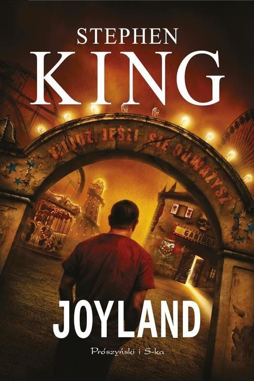 Joyland (Uszkodzona okładka) Stephen King