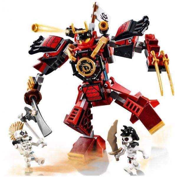 Lego Ninjago: Mech-samuraj (70665)