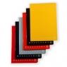 Zeszyt do słówek A6 Pigna Monocromo w kratkę 40 kartek mix kolorów