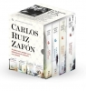 Cień wiatru / Gra anioła / Więzień nieba / Labirynt duchów Pakiet Zafon Carlos Ruiz