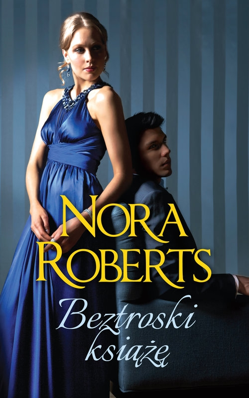 Beztroski książę Roberts Nora
