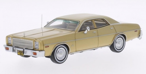 Plymouth Fury 1977 (gold)