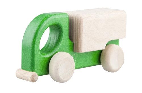 Dostawczak Żuk Zielony