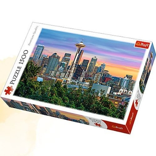 Puzzle 1500 Space Needle Seattle USA (26135)
