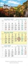 Kalendarz trójdzielny 2018 - Jesień KT15